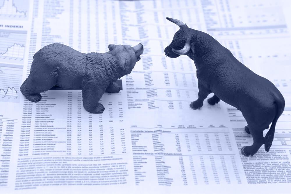 تداول الأسهم